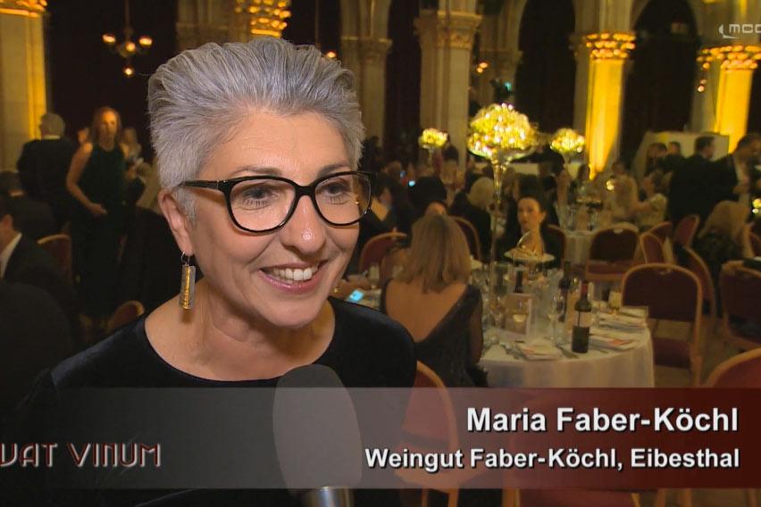 Maria Faber-Köchl im Interview mit Vivat Vinum