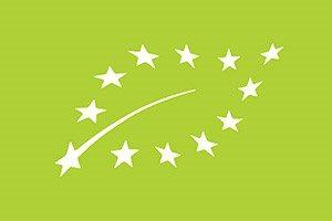 Das offizielle EU-Logo für biologische Landwirtschaft